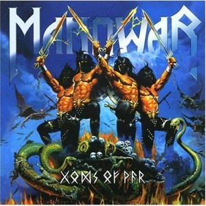 """Gods Of War"" by Manowar"