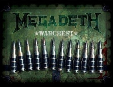 """""""Warchest"""" by Megadeth"""