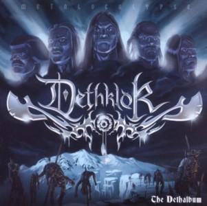 """Metalocalypse: The Dethalbum"" by Dethklok"