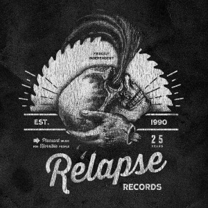 """""""Relapse Records: 25 Years of Contamination"""" Sampler by Various Artists"""