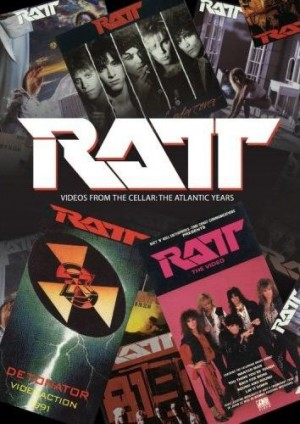 """Videos From The Cellar: The Atlantic Years"" by Ratt"
