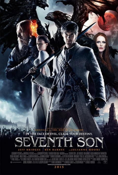 Poster - Seventh Son - 2015