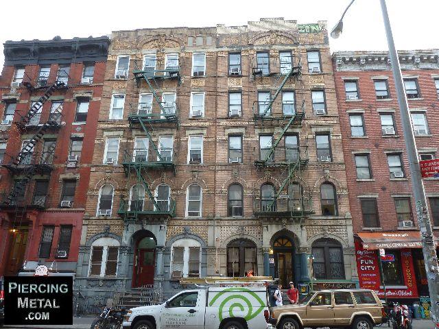 led zeppelin physical graffiti building, st. marks place nyc, 96-98 st. marks place, physical graffiti building,