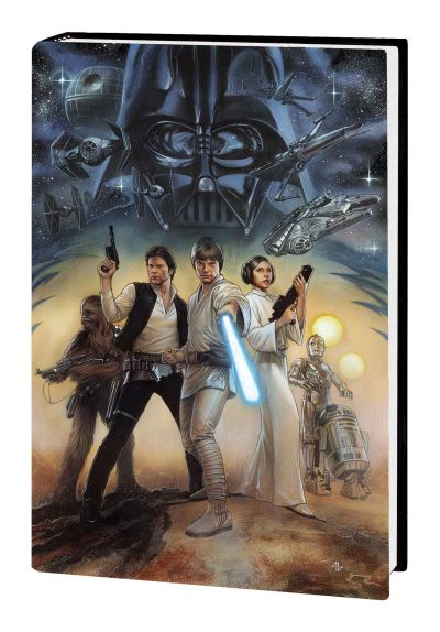 Book - Star Wars A New Hope - OGN HC - 2015