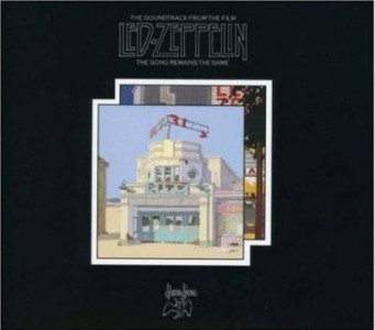 """The Song Remains The Same"" (remaster) by Led Zeppelin"
