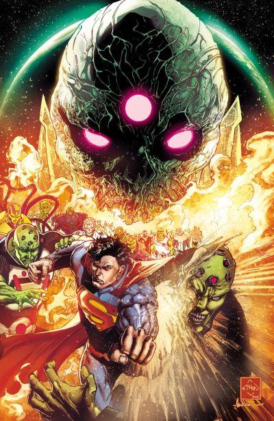 Comic - Convergence 0 - 2015