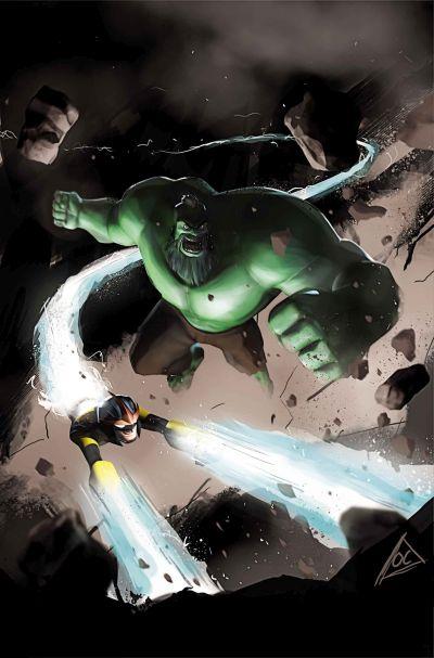 Comic - Nova Annual 1 - 2015