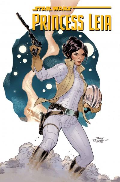 Comic - Star Wars Princess Leia 1 - 2015