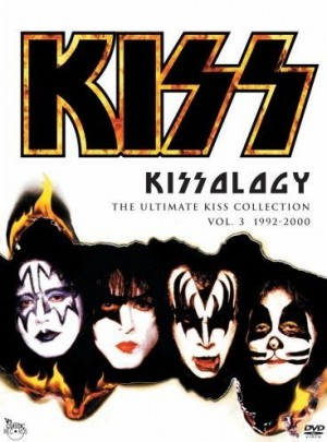 """""""KISSology Vol. 3: (1992-2000)"""" by KISS"""