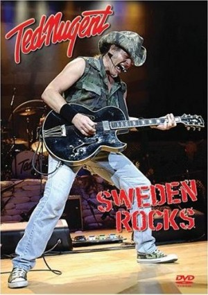 """Sweden Rocks"" (DVD) by Ted Nugent"
