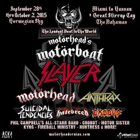Photo - Motorhead Motorboat - 2015