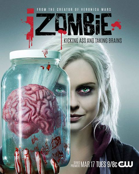 Poster - iZombie - 2015