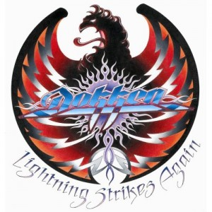 """Lightning Strikes Again"" by Dokken"