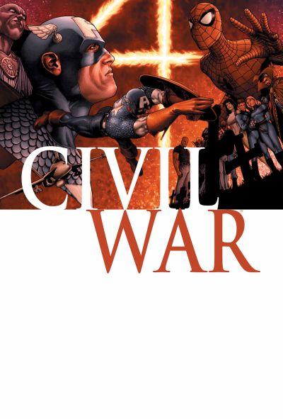 True Believers: Civil War #1