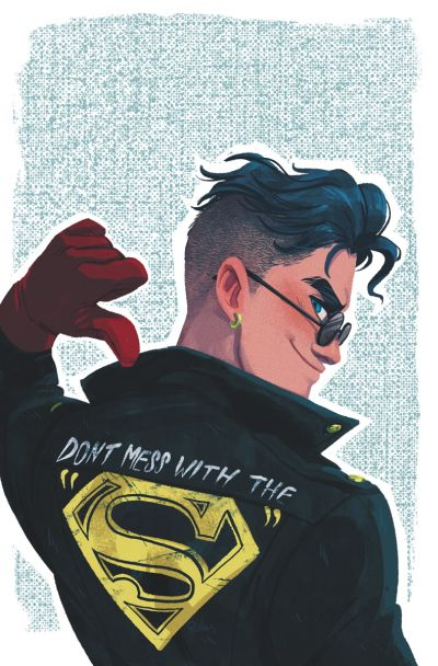 Convergence: Superboy #1