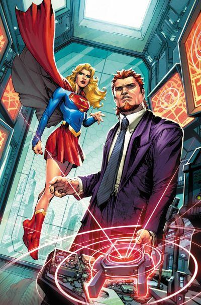 Convergence: Supergirl: Matrix #1