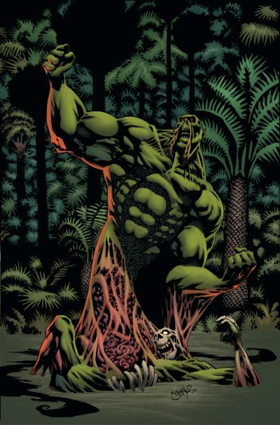 Convergence: Swamp Thing #1