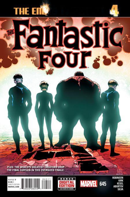 Comic - Fantastic Four 645 - 2015