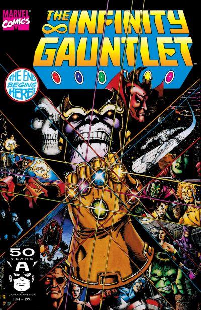 True Believers: Infinity Gauntlet #1