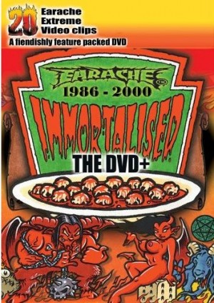 """""""Earache 1986-2000: Immortalised"""" by Various Artists"""