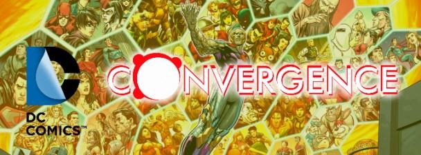 Logo - DC Comics - Convergence