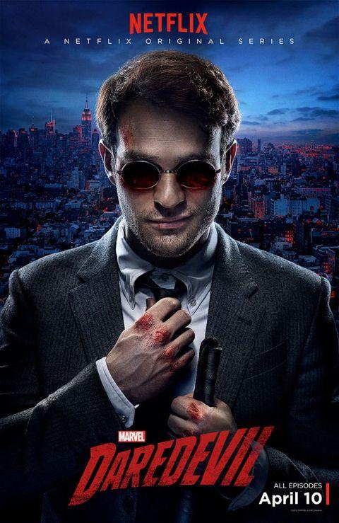 Poster - Daredevil - Netflix Marvel MM - 2015