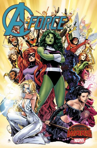 """A-Force"" #1"