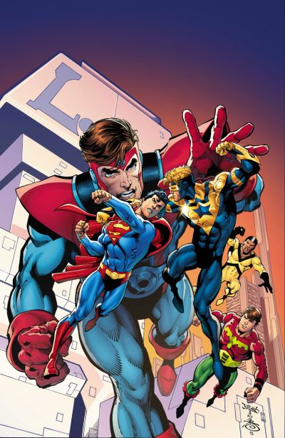 Comic - Convergence Booster Gold 2 - 2015