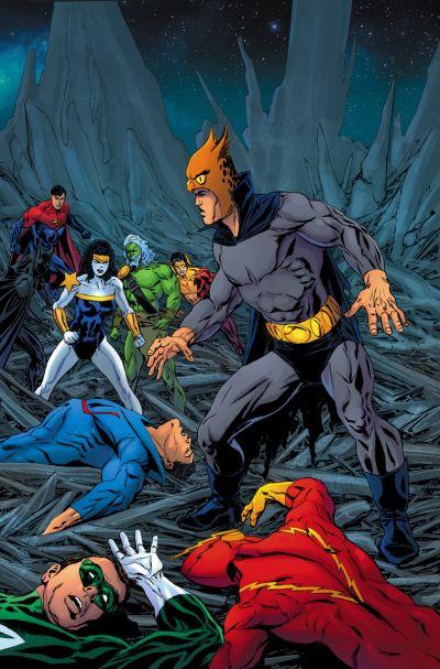 Comic - Convergence - Crime Syndicate 2 - 2015