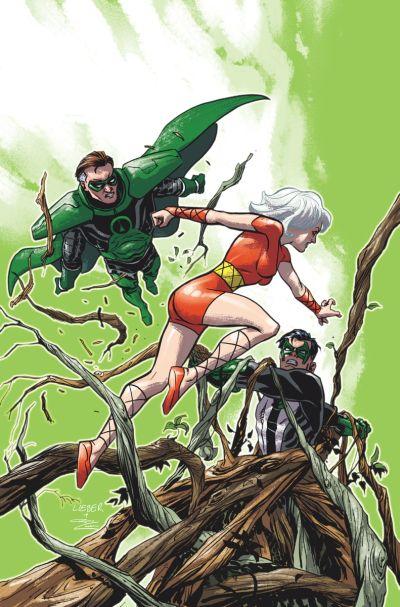 """Convergence: Green Lantern/Parallax"" #2"