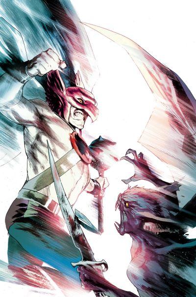 """Convergence: Hawkman"" #2"