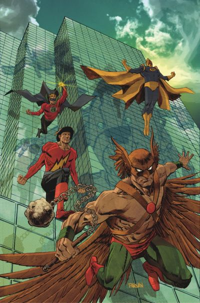 Comic - Convergence - Justice Society Of America 2 - 2015
