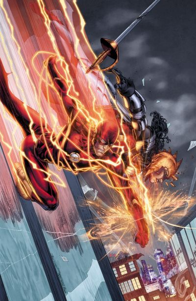 """""""Convergence: Speed Force"""" #2"""