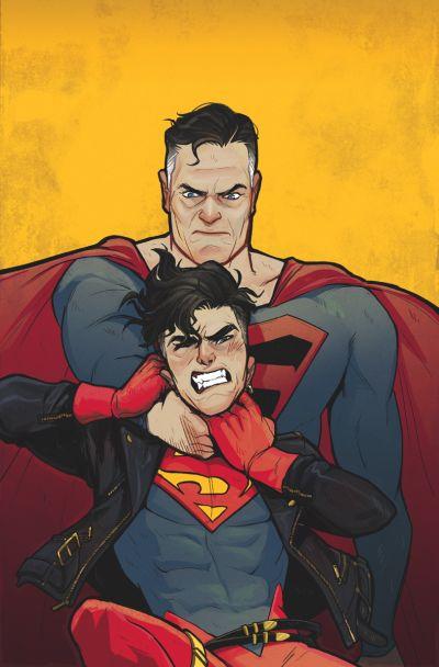 """Convergence: Superboy"" #2"