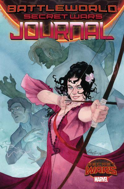 """""""Secret Wars Journal"""" #1"""