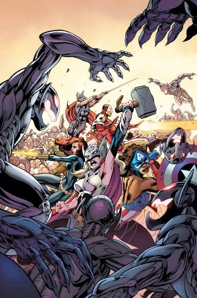 """""""Uncanny Avengers Ultron Forever"""" #1"""
