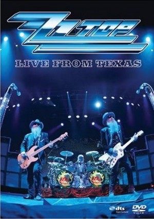 """Live From Texas"" (DVD) by ZZ Top"