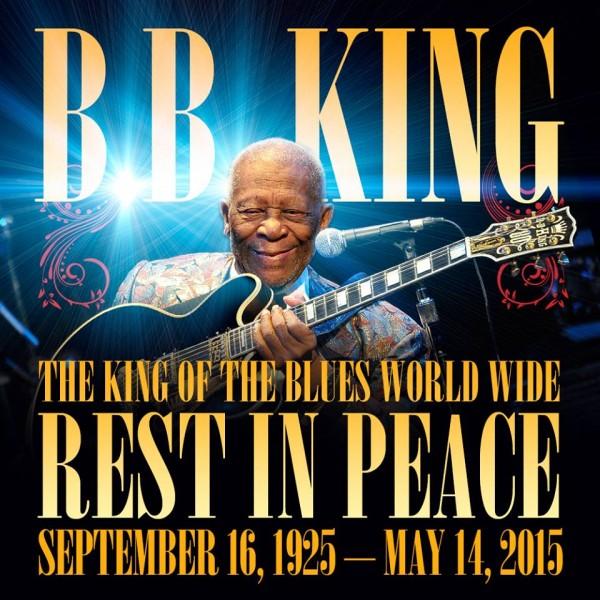 Memorial - BB King - 2015