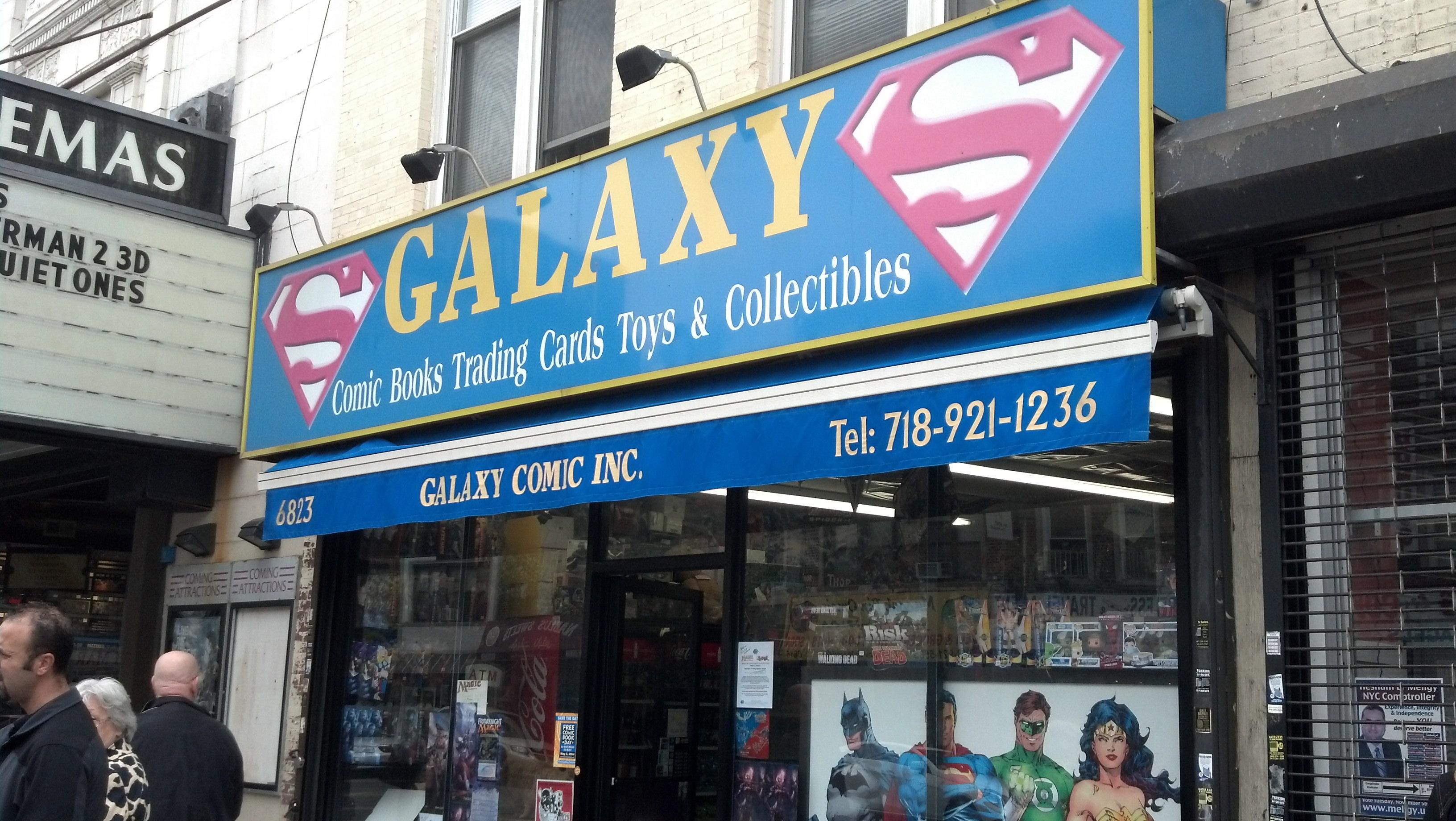 Galaxy Comics