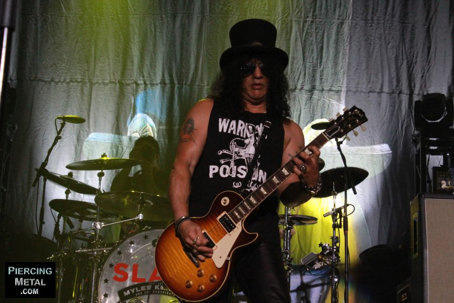 slash, slash concert photos