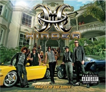 """Take It To The Limit"" (Deluxe Edition) by Hinder"