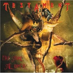 """""""First Strike Still Deadly"""" (reissue) by Testament"""