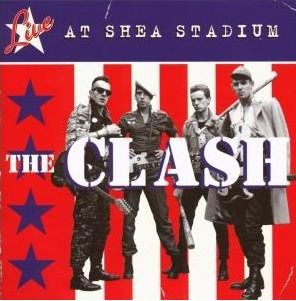 """""""Live At Shea Stadium"""" by The Clash"""