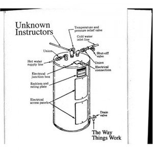 """""""The Way Things Work"""" by The Unknown Instructors"""