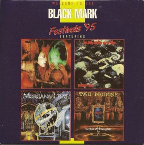 """Black Mark – Festivals '95"" by Various Artists"