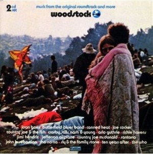 """""""Woodstock"""" Original Soundtrack from the Film (remaster) by Various Artists"""