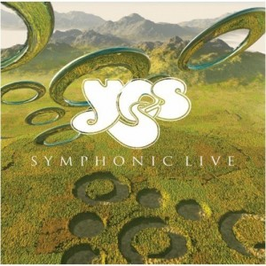 """""""Symphonic Live"""" by Yes"""