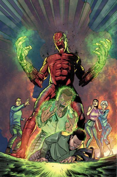 Comic - Doomed 1 - 2015