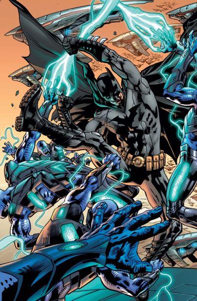 """Justice League Of America"" #1 (Batman Variant)"