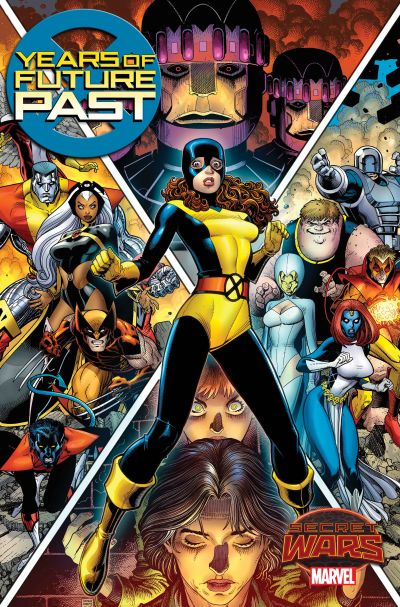"""Years Of Future Past"" #1"